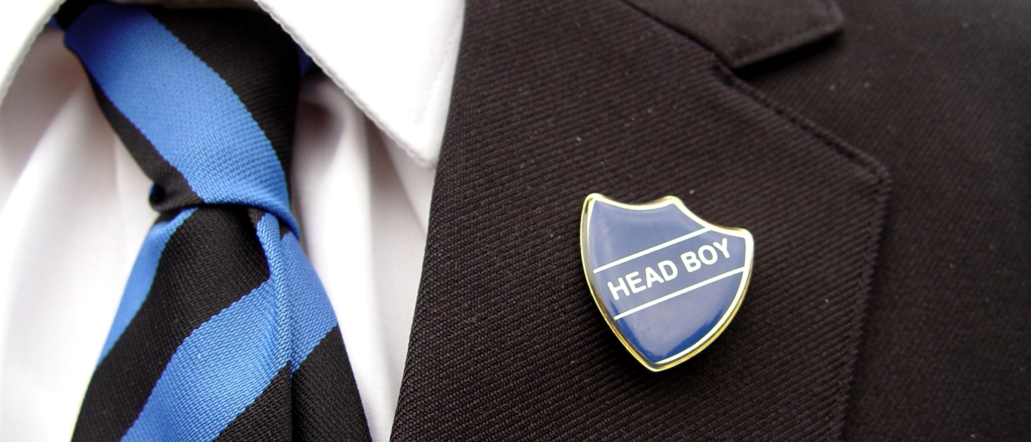 New Head Boy and Girl