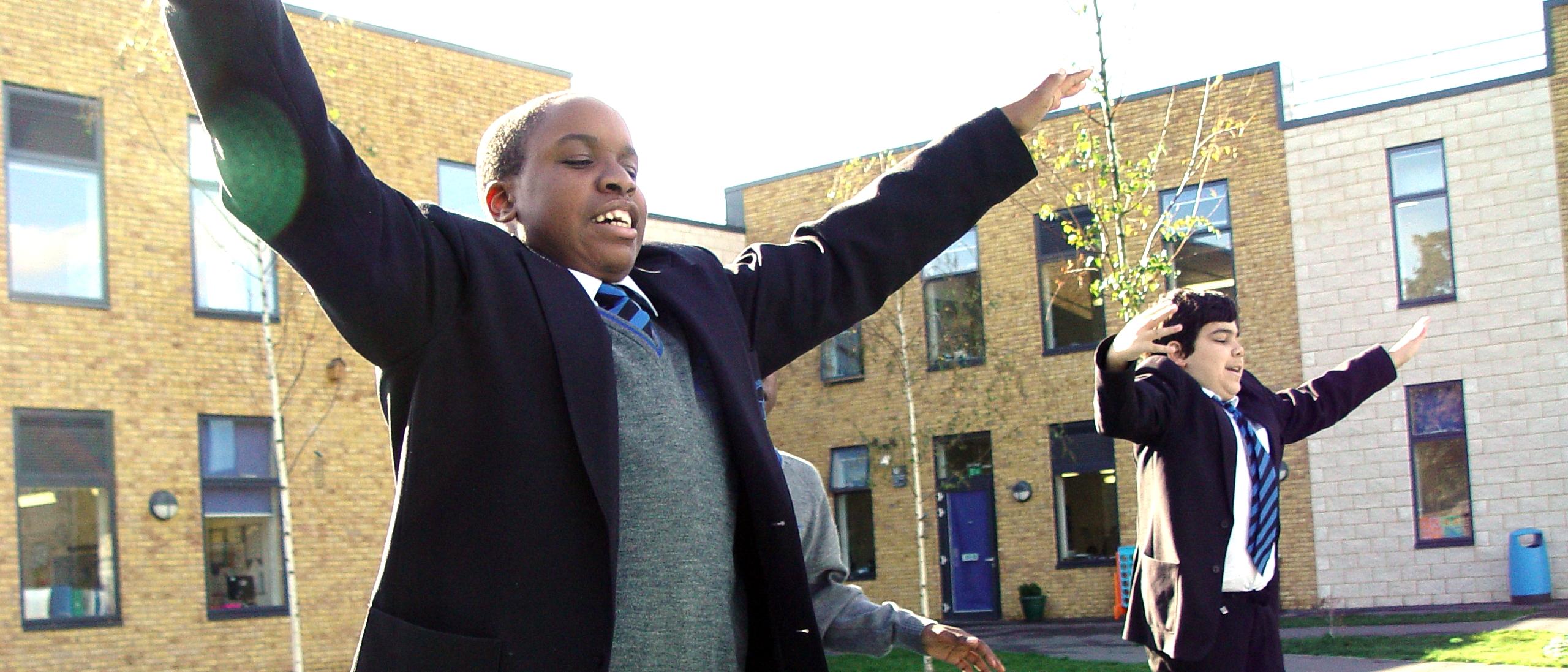 Happy Half Term! Pupils Return 29 Oct