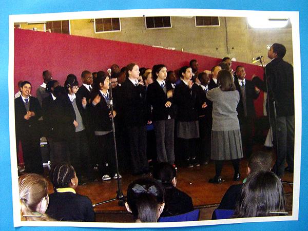 Lansdowne School Choir